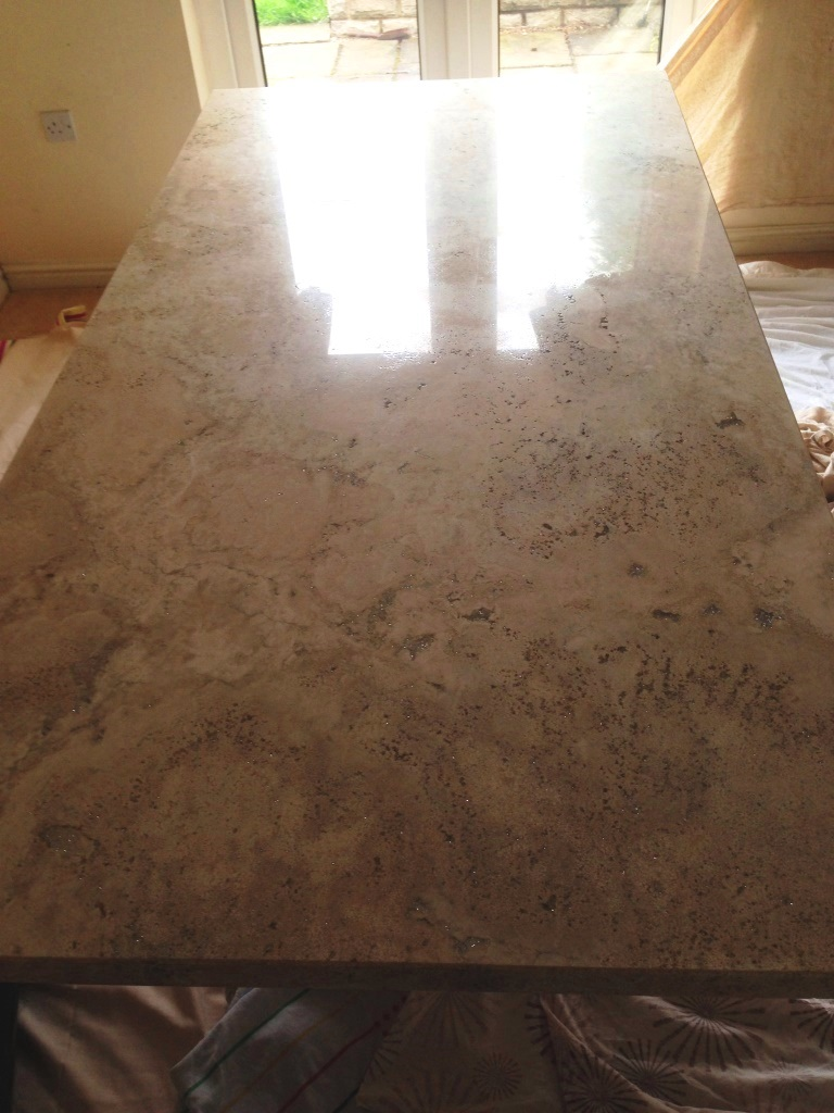 Cleaning Stone Worktops