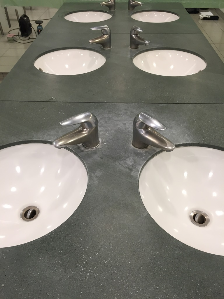 Removing Stains from Stone